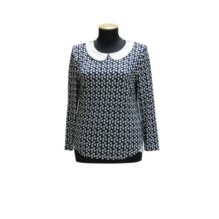 Блуза Квадраты