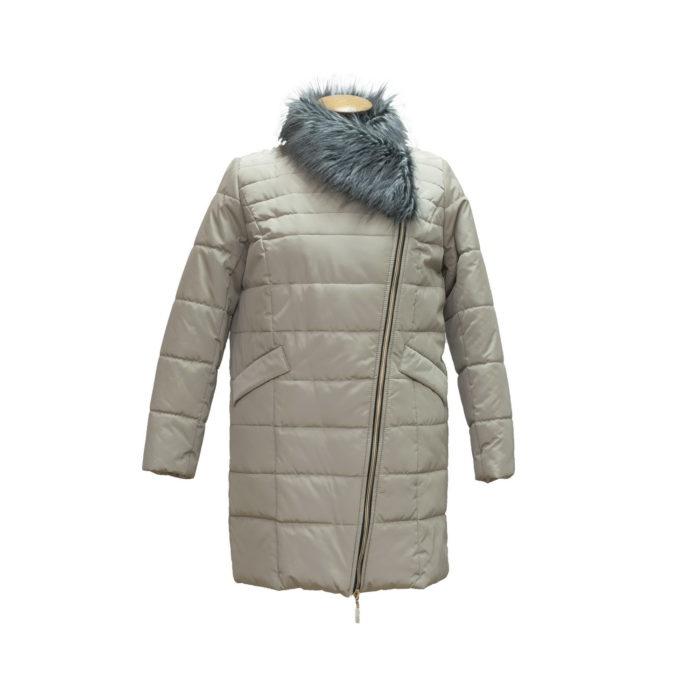 Куртка длинная