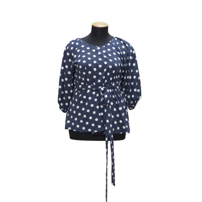 Блуза - Горох