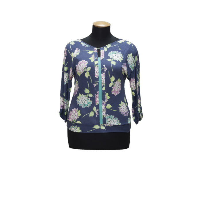 Блуза - Сирень