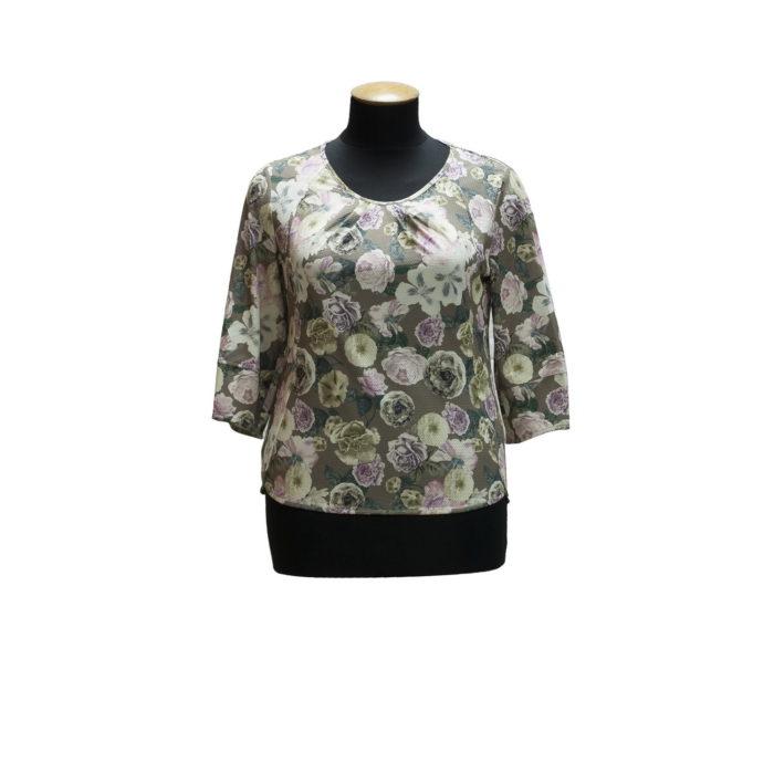Блуза - Цветы